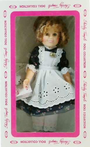 Ideal Shirley Temple Doll 12 Tall