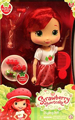 Strawberry Shortcake 11 Styling Doll - Strawberry Shortcake