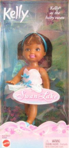 Barbie Swan Lake KELLY as BABY SWAN Doll AA 2003