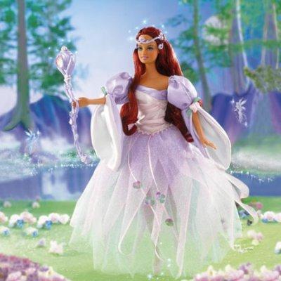 Barbie of Swan Lake  Teresa as the Fairy Queen