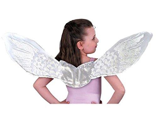 Swan Lake Barbie Costume Wings - Child Std