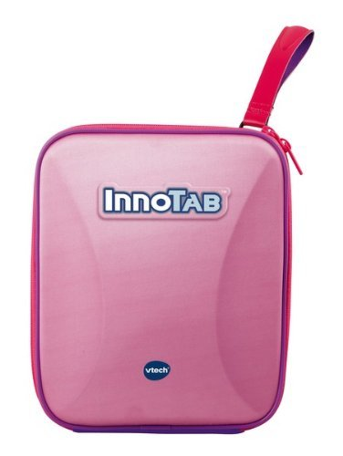 VTech InnoTab Storage Tote - Pink compatible with all versions of InnoTab by VTech