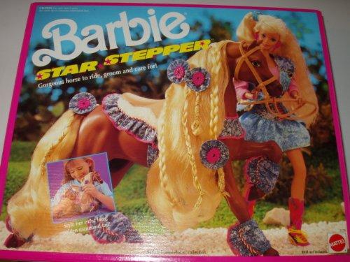 Barbie Star Stepper Horse Dream Horse