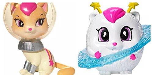Bundle Barbie Star Light Adventure Pets Cat Hamster