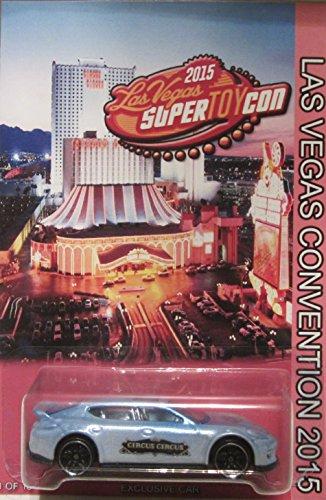 Hot Wheels CUSTOM PORSCHE PANAMERA 2015 Las Vegas Super Toy Convention Limited Edition 110 Made