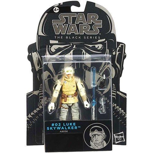 Star Wars The Black Series Luke Skywalker Wampa Attack 3 34-Inch Action Figure