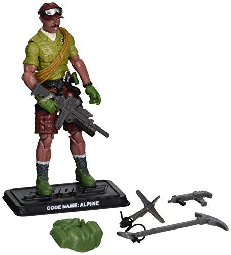 Alpine Mountain Trooper GI Joe Action Figure