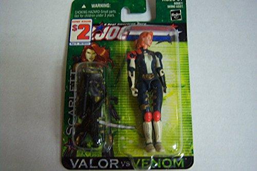 GI Joe A Real American Hero Valor vs Venom Storm Shadow Action Figure