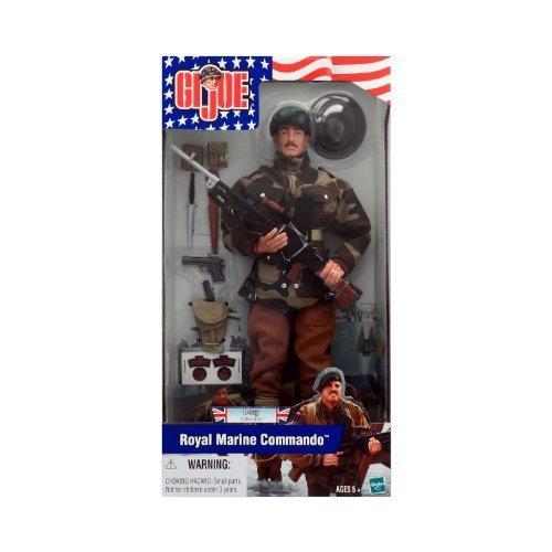 GI Joe Action Figure Royal Marine Commando