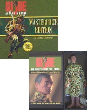 GI Joe Masterpiece Edition 12 inch Action Marine - Black Hair Action Figure Box Set