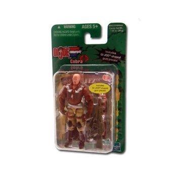 GI Joe Wild Bill 3 34 Action figure with Gum