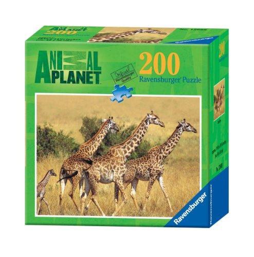 Ravensburger Animal Planet Giraffes - 200 Pieces Puzzle