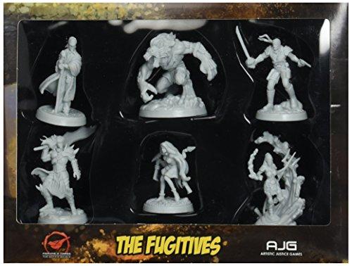 Fairy Tale Fugitives Board Game