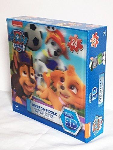Paw Patrol 3D Super Puzzle 24 pcs