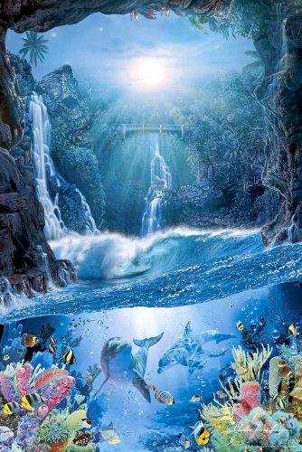 Super puzzle master EX Lassen Secret Grotto japan import