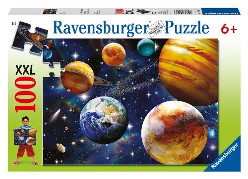 Space Puzzle 100-Piece