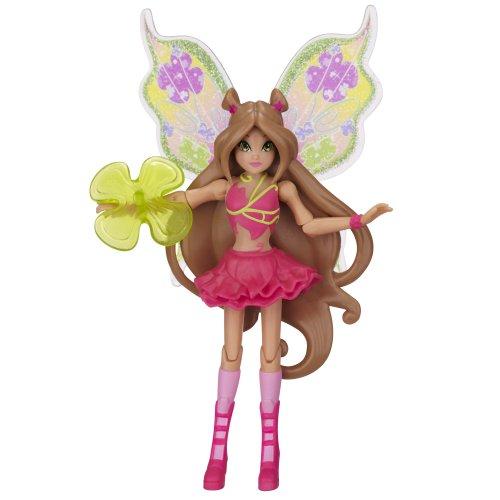 Winx 375 Action Dolls Believix Premiere - Flora