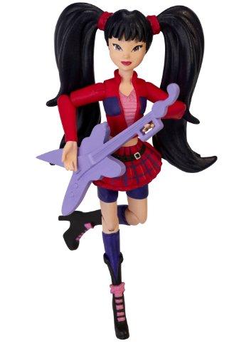 Winx Club 375 Action Dolls Fairy Concert - Musa