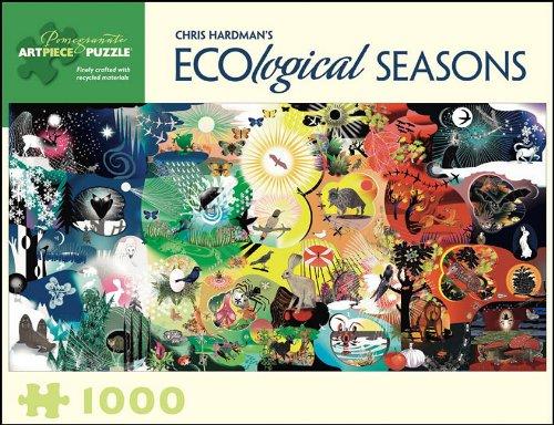 Chris Hardmans ECOlogical Seasons Pomegranate Artpiece Puzzle