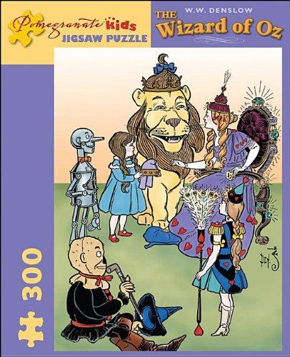 The Wizard of Oz 300 Piece Puzzle Pomegranate Artpiece Puzzle