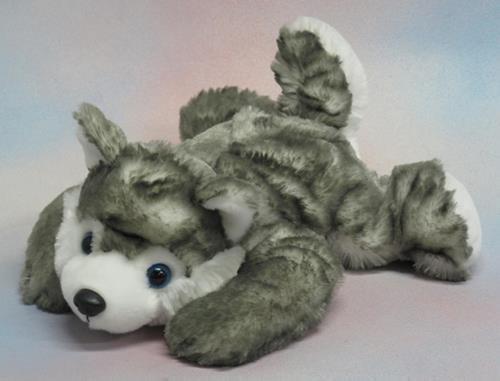 Wishpets 11 Husky Plush Toy Stuffed Animal
