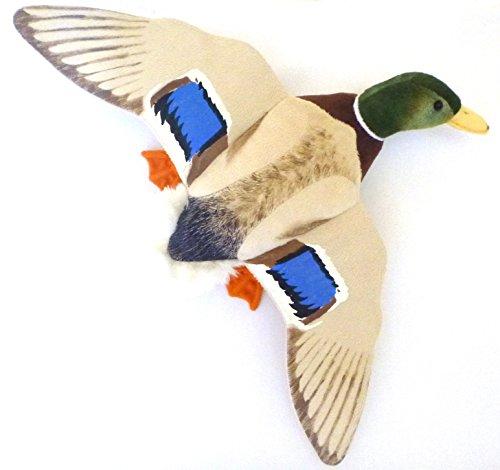 ADORE 18 Drake Mallard Duck Plush Stuffed Animal Walltoy Wall Mount