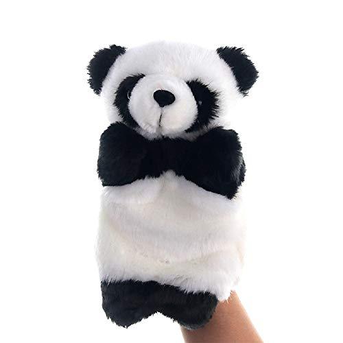 Urmydear Kid Soft Toy Animal Doll Panda Plush Hand Puppet 10