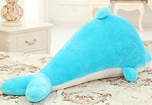 Shinyhouse Cute Dolphin Stuffed Animal Plush Toy Pillow Gift For Children 80cm315inch