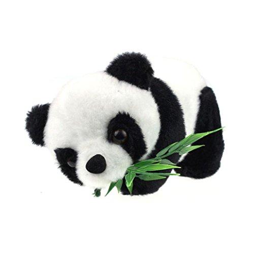 XILALU Baby toy Christmas Gift Baby Kid Cute Soft Stuffed Panda Soft Animal Doll Toy