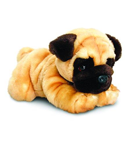 30cm Pug Soft Plush Toy Dog