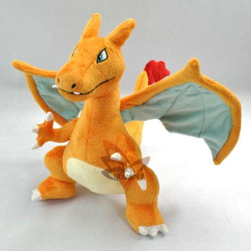 New 13 CHARIZARD Pokemon Rare Soft Plush Toy DollPC1829