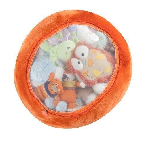 Boon Animal Bag Stuffed Animal StorageOrange