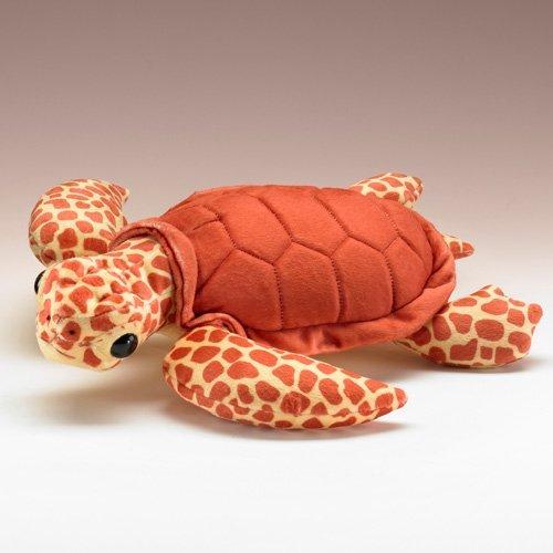 Loggerhead Turtle Stuffed Animal Plush Toy 13 L by Wildlife Artists