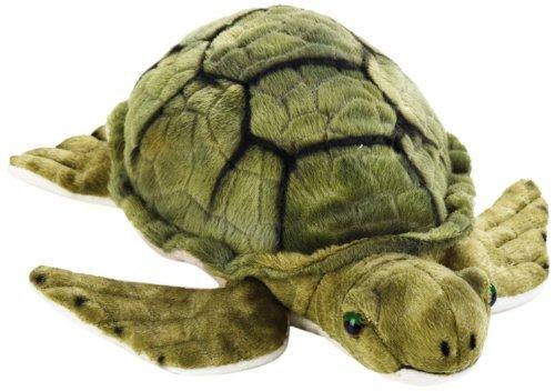 National Geographics MARINE TURTLE Stuffed Animals Plush Toy Medium Natural by National Geographics