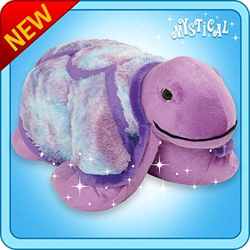 Pillow Pets Mystical Turtle Stuffed Animal Plush Toy