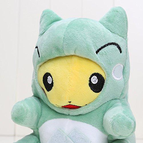 Pokemon Pikachu Whimscott Substitute Plush Soft Toy Doll Kid Gift 67 17cm Laughing