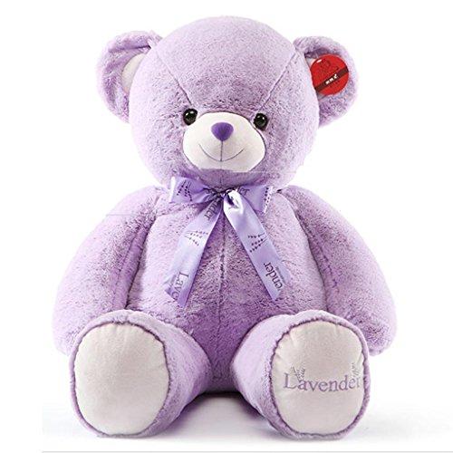 Kaylee Ryan 395 Purple Giant Teddy Bear Lavender Bear