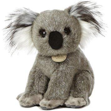 Gray Stuffed Koala - Set Of 2