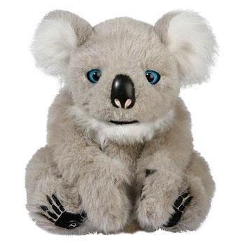 Wow Wee Alive Interactive Stuffed Plush Koala Joey