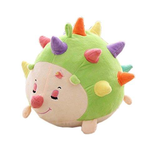 Creative Hedgehog Stuffed Animals Toys Plush Toy Gift Green