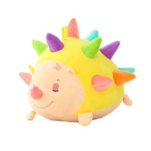 Creative Hedgehog Stuffed Animals Toys Plush Toy Gift Yellow