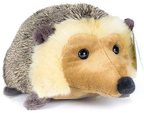 Henri the Four- Toed Hedgehog  8 Inch European Hedgehog Stuffed Animal Plush  By Tiger Tale Toys by VIAHART