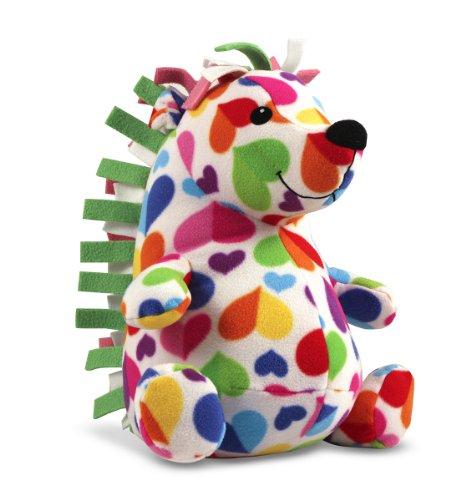 Melissa Doug Hannah Hedgehog Stuffed Animal