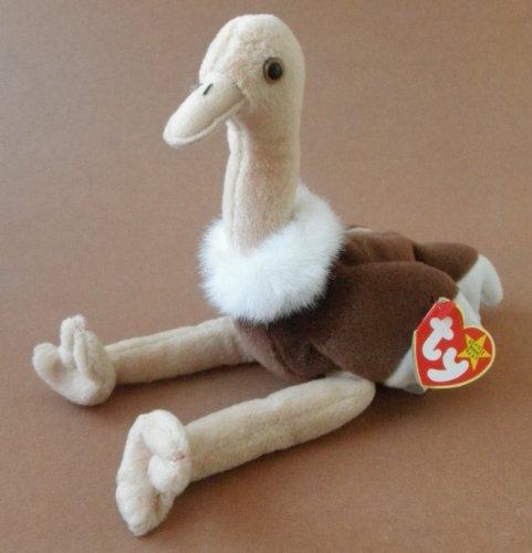Ostrich Bird Plush Toy Stuffed Animal