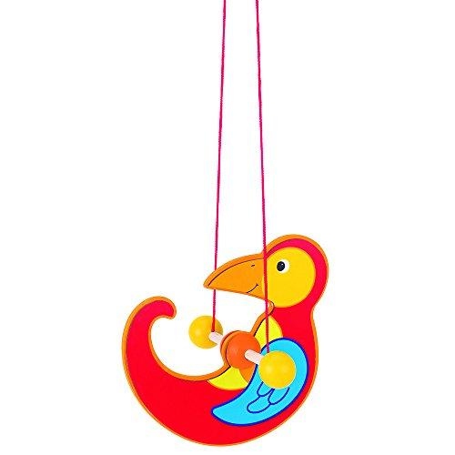 Goki Jo-Jo Parrot Plush