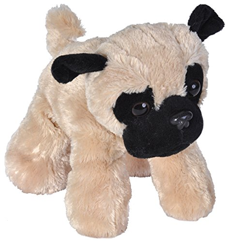 Wild Republic Hug Ems Pug Plush