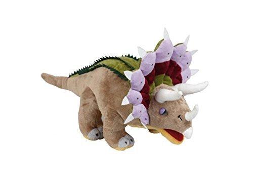 Cuddly Soft Triceratops Dinosaur Soft Toy Gift 43cm by Ravensden