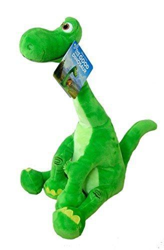 THE GOOD DINOSAUR- Soft Toy ARLO Sitting green dinosaur movie THE GOOD DINOSAUR 25 cm10 Good quality by The Good Dinosaur