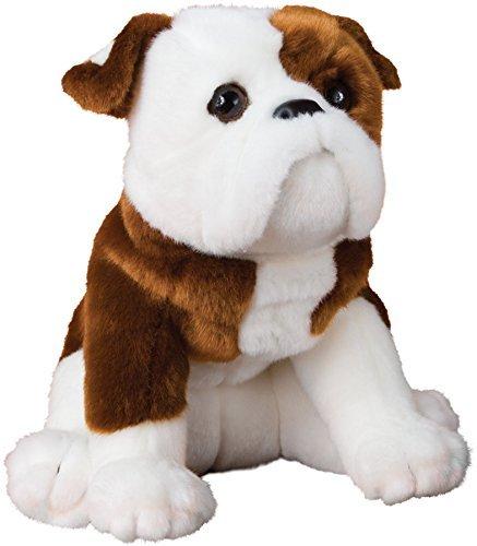 Cuddle Toys 2020 41 cm Long Hardy Bulldog Plush Toy by Cuddle Toys