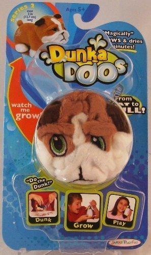 Dunkadoos Series 2 Bulldog Plush Toy by Dunkadoos